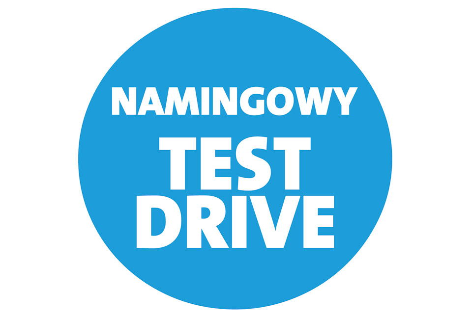 namingowy test drive