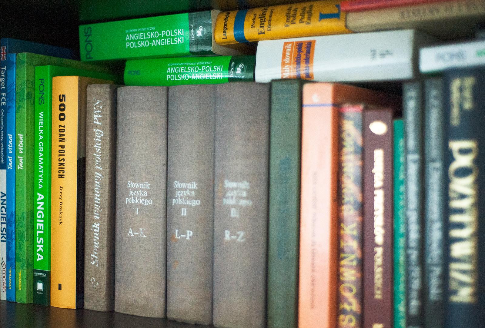 Wertowanie słowników to istotny etap procesu namingowego