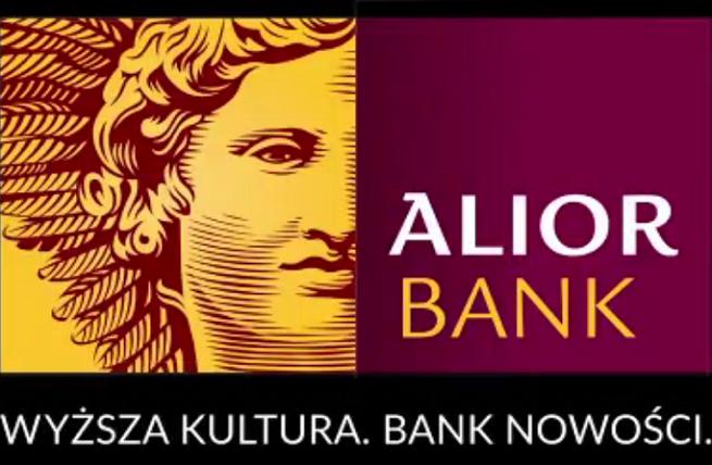 """Nowy claim Alior Banku: """"Wyższa kultura. Bank nowości."""""""