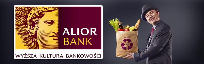 Poprzedni claim Alior Banku: Wyższa kultura bankowości