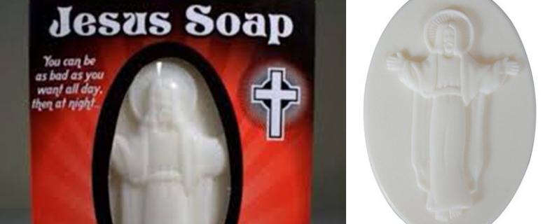 Mydło Jezus – namingowy przypadek ciężkiego kalibru