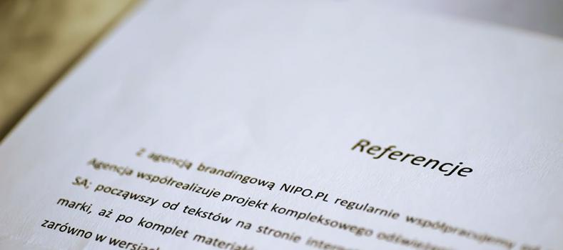 Referencje Kredyt Inkaso