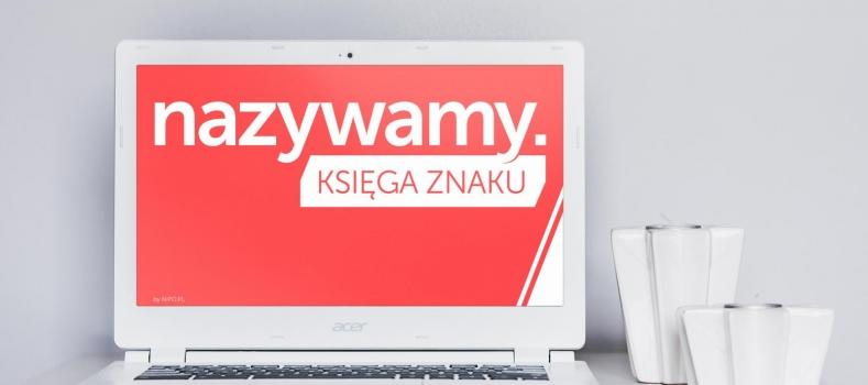 Wizerunek NAZYWAMY.COM w jednej prezentacji