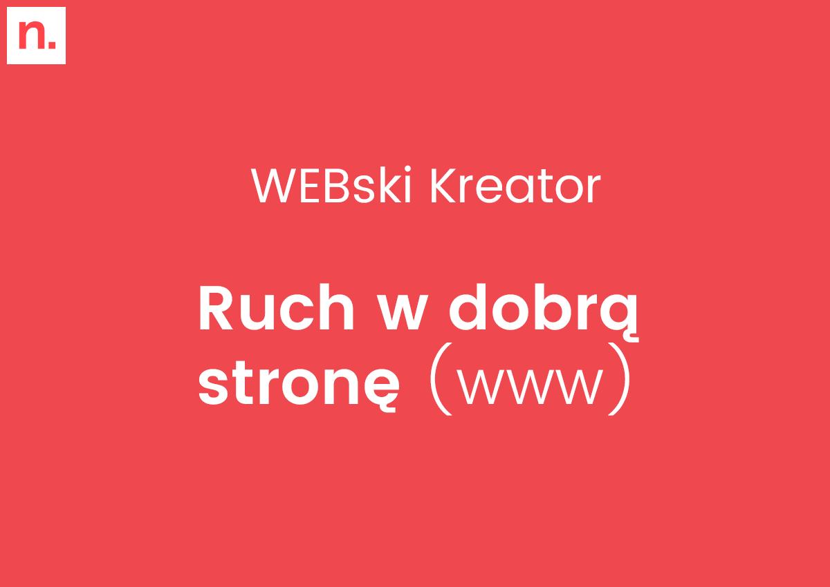 WEBski Kreator – claim