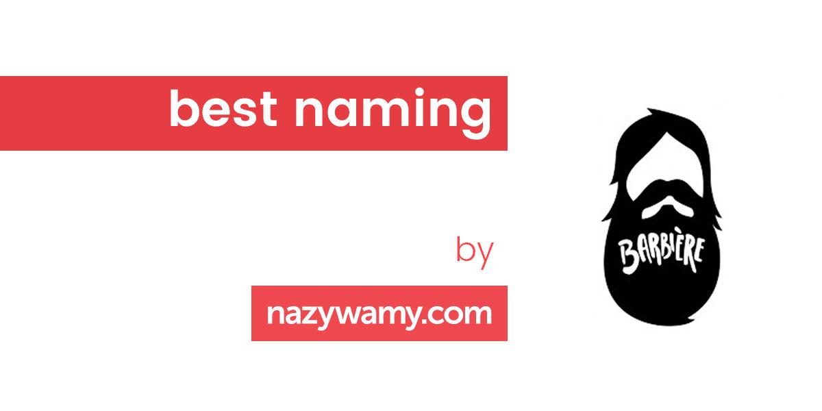 Najlepszy naming