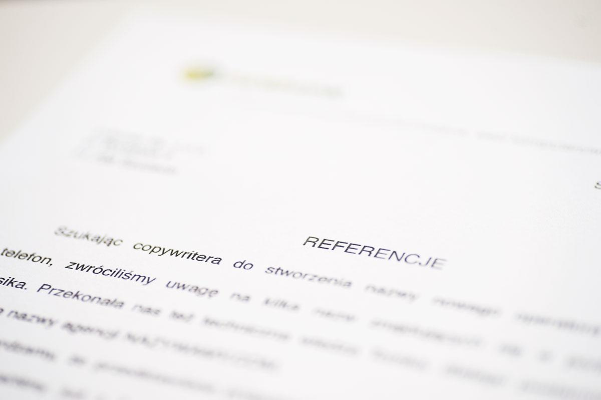 Referencje: Indemar