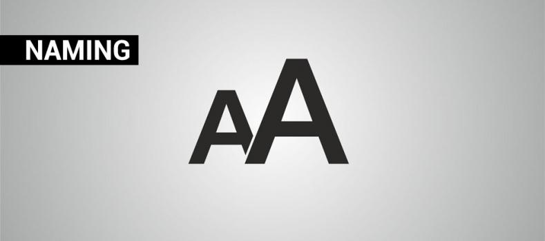 Naming – definicja Wikipedii