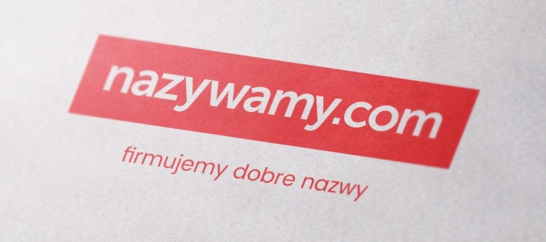 NAZYWAMY.COM – press pack