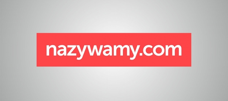 NAZYWAMY.COM – kończymy prace nad naszym logo