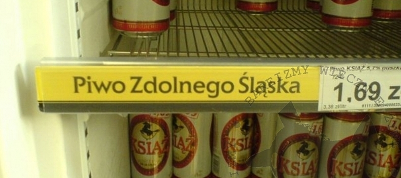 Piwo zdolnego Śląska